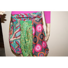 Midi Skirt DESIGUAL Multicolor