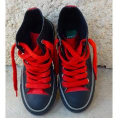 Lace Up Shoes MARITHÉ ET FRANÇOIS GIRBAUD Black