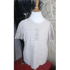 T-shirt PETIT BATEAU Beige, camel