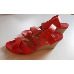 Aux Halle Sandales Compensées La Chaussures FemmeArticles ulJ3TcF1K