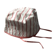 Hat JACADI Red, burgundy