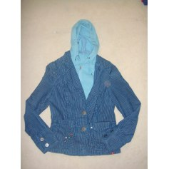 Jacket EDC BY ESPRIT Blue, navy, turquoise