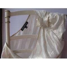 Robe mi-longue American Retro  pas cher