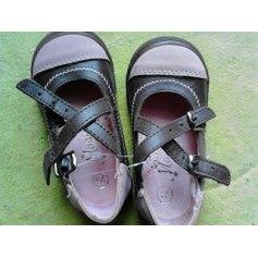Chaussures à boucle magic star  pas cher