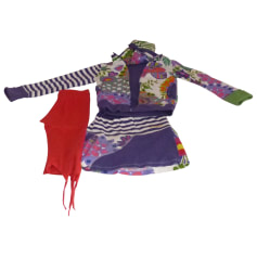 Pants Set, Outfit DESIGUAL Multicolor