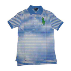 Polo RALPH LAUREN Blue, navy, turquoise