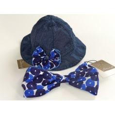 Headband JEAN BOURGET Blue, navy, turquoise