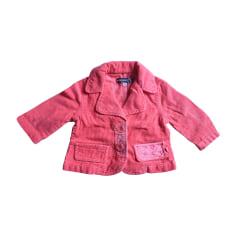 Jacket JEAN BOURGET Pink, fuchsia, light pink