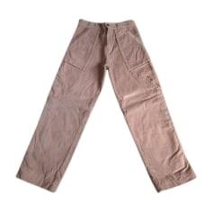 Pants CLAYEUX Beige, camel