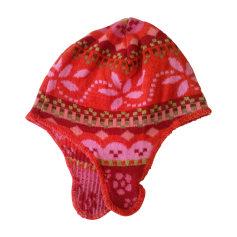 Bonnet CLAYEUX Rouge, bordeaux