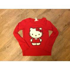 Sweat Hello Kitty  pas cher