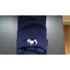 Bonnet MARQUE INCONNUE Bleu, bleu marine, bleu turquoise
