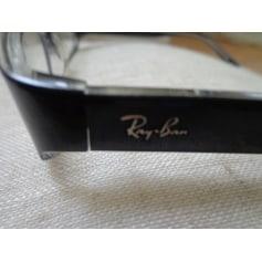 Eyeglass Frames RAY-BAN Black