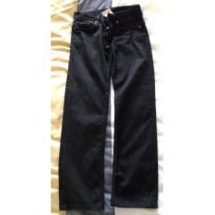 Jeans slim D&G Noir