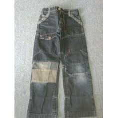 Jeans droit Best Way  pas cher