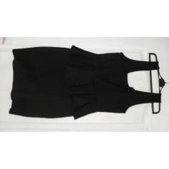Robe courte AMISU Noir