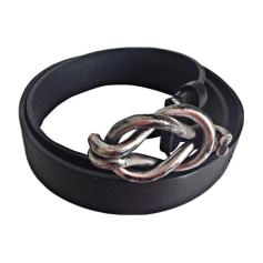 Skinny Belt GUCCI Black
