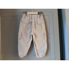 Pants BONPOINT Beige, camel