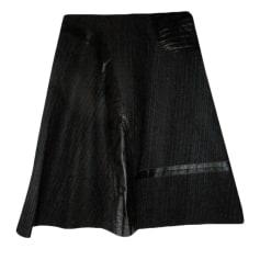 Jupe mi-longue BILLTORNADE Noir