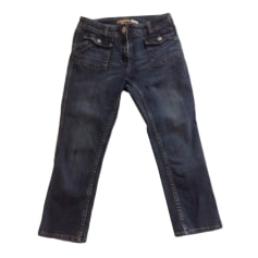Pantalon slim, cigarette BEST MOUNTAIN Bleu, bleu marine, bleu turquoise