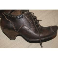 Bottines & low boots à talons Liberto  pas cher