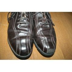 Chaussures de sport ADIDAS Marron