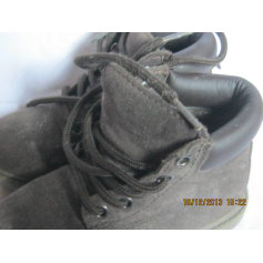 Lace Up Shoes Tex