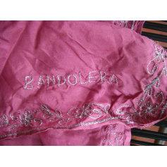 Foulard BANDOLERA Rose, fuschia, vieux rose