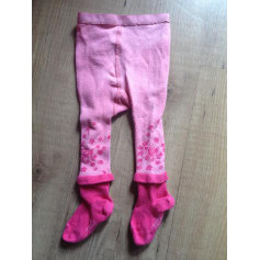 Tights MARÈSE Pink, fuchsia, light pink