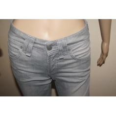 Jeans slim John Galliano  pas cher