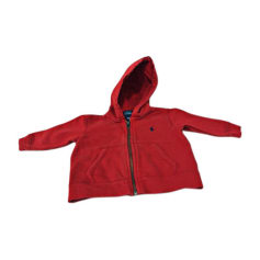 Jacket RALPH LAUREN Red, burgundy