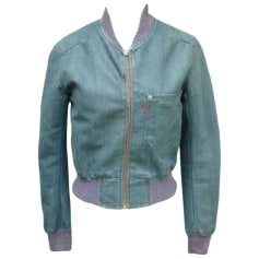 Zipped Jacket LEVI'S Blue, navy, turquoise