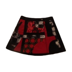 Mini Skirt DESIGUAL Multicolor