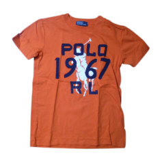 Tee-shirt RALPH LAUREN Orange