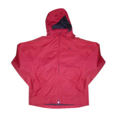 Windbreaker RALPH LAUREN Red, burgundy