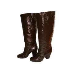 Boots VANESSA BRUNO Brown