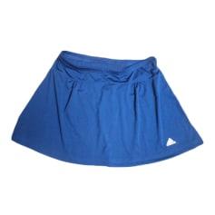 Jupe courte ADIDAS Bleu, bleu marine, bleu turquoise