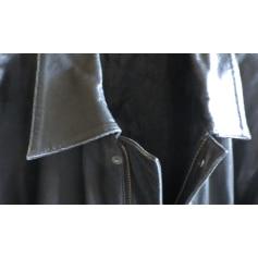 Leather Coat De Fursac