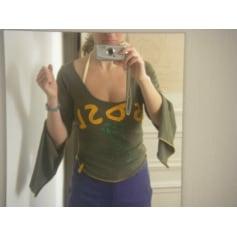 Top, tee-shirt 55DSL Kaki
