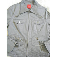 Jacket EDC BY ESPRIT Gray, charcoal