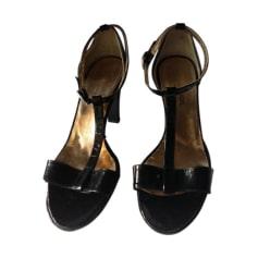 Sandales à talons ATELIER MERCADAL Noir