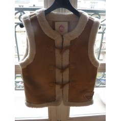 Veste HELLO KITTY BY VICTORIA COUTURE Beige, camel