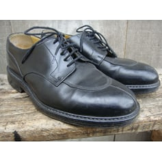 Lace Up Shoes HEYRAUD Black