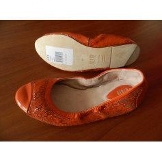 Ballerines BLOCH Orange