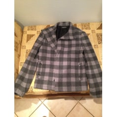Cabanjacke ARMANI EXCHANGE Grau, anthrazit