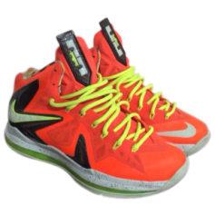 Sneakers NIKE Orange