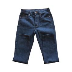 Jeans slim COS Bleu, bleu marine, bleu turquoise