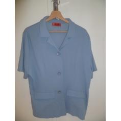 Veste MARCELLE GRIFFON Bleu, bleu marine, bleu turquoise
