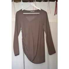 Blouse COS Marron