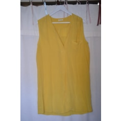 Robe tunique AMERICAN VINTAGE Jaune